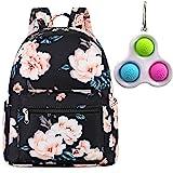 Mini-Rucksack für Mädchen, kleiner Rucksack, Geldbörse, Schultertasche mit einfachen Noppen, Fidget-Spielzeug für Damen, Erwachsene,...
