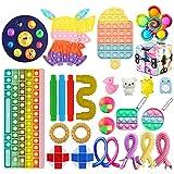 Keyboard-geformtes Fidget Pack Sipel Dimple Spielzeug, Angstlinderung, billiges Fidget Spielzeug Fidget Spinner Spielzeug mit...