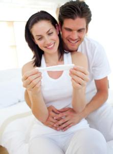 Schwanger werden mit Ovulationstest