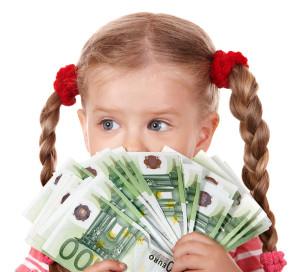 Geldgeschenke für Kinder