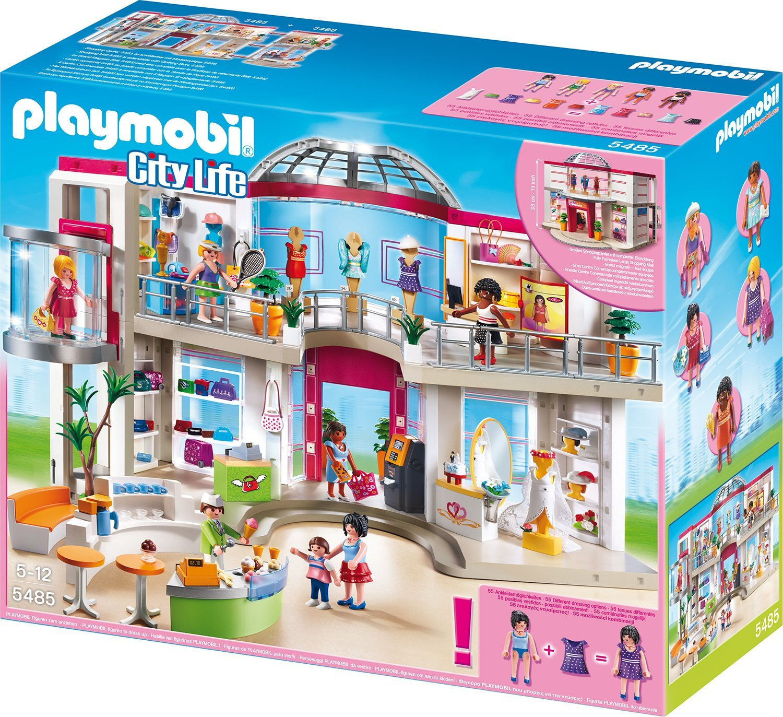 Playmobil shopping center mit einrichtung kaufen - Magasin de tout pas cher ...