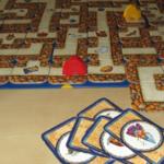 Spielbeschreibung: Das verrückte Labyrinth