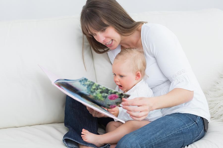 03c181b06211a7 Bilderbücher für Kinder – Welches Buch in welchem Alter wählen