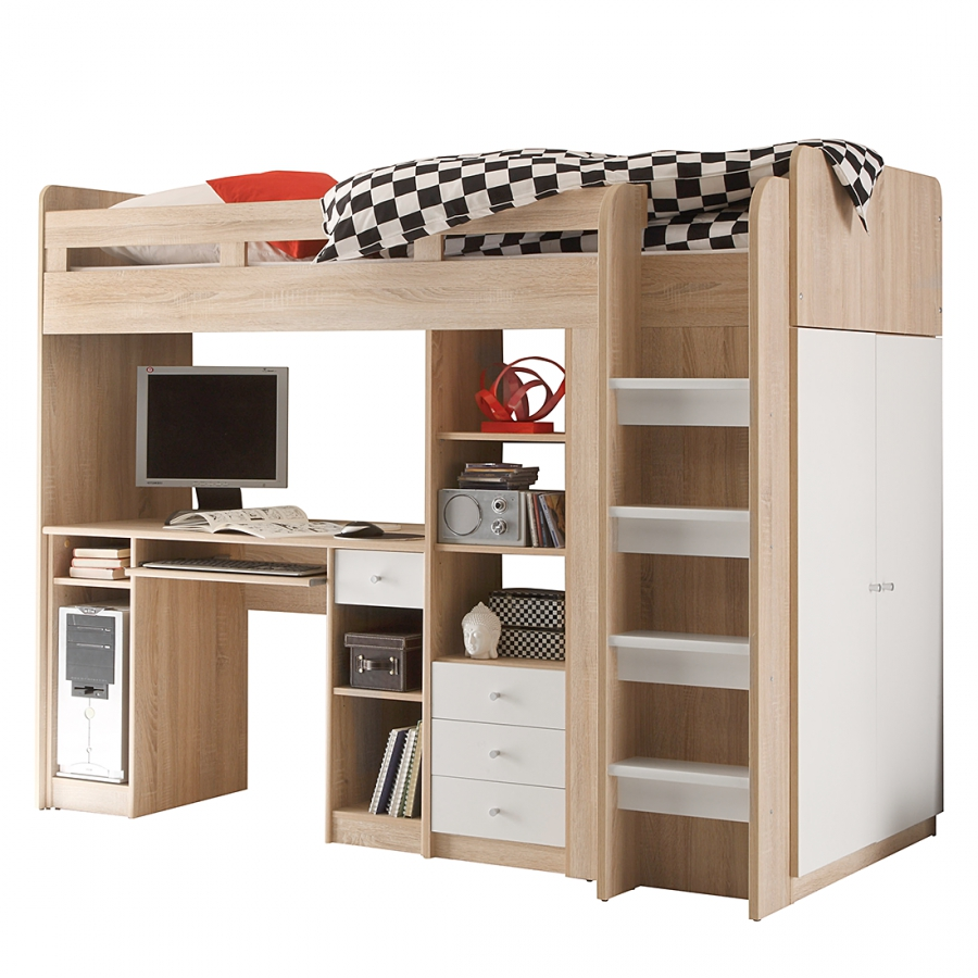 kinderbetten im vergleich kinderbett test. Black Bedroom Furniture Sets. Home Design Ideas