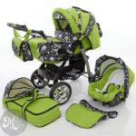 Kinderwagen mit Autositz – Kombikinderwagen im Vergleich