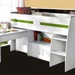 Kinderbetten mit Schreibtisch – Platzsparende Hochbetten