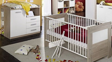 babyzimmer komplettset alle infos. Black Bedroom Furniture Sets. Home Design Ideas
