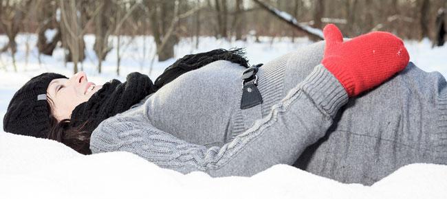 schwanger-im-winter