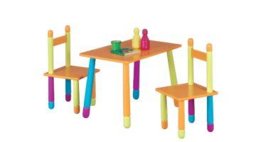 3-teilige Kindersitzgruppe – Zeller Color