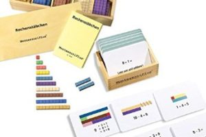 Montessori Material: Vorteile und Anwendungsbereiche