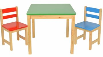 Kinder Sitzgruppe Bunt