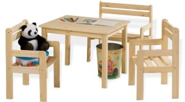 Kindersitzgruppen im Vergleich