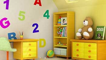Kinderzimmer clever einrichten