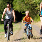 Radtouren mit Kind und Kegel