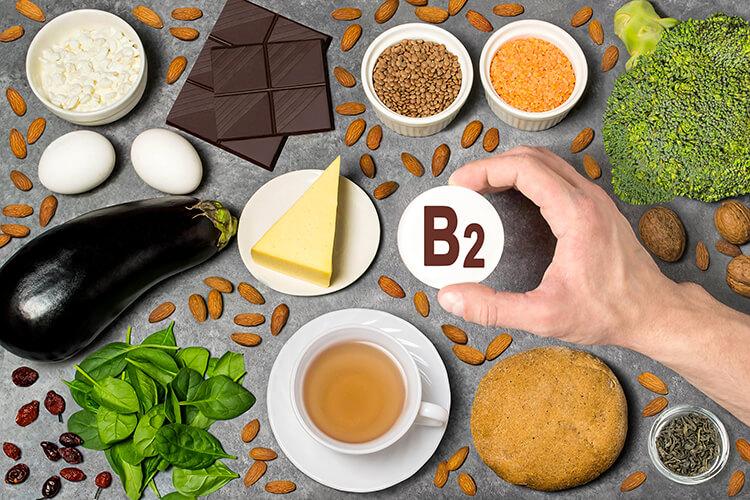 Vitamin B9 und B9 - wichtige Nährstoffe in der Schwangerschaft