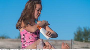 So schützt man Kinder richtig vor der Sonne